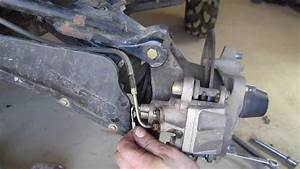 How To Bleed Atv Brakes - One Person Technique