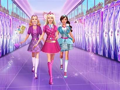Princess Barbie Charm Games Blair Magic