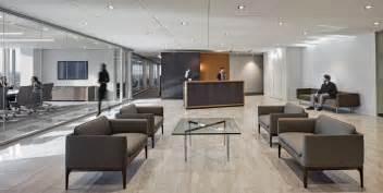 circular reception desk lobby
