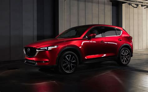 Mazda Cx 5 4k Wallpapers by Wallpapers Mazda сх 5 2018 Crossover New