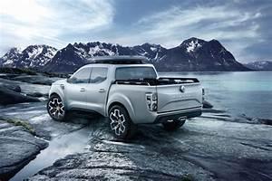 Renault Alaskan Zubehör : renault pick up studie keine eiszeit f r den alaskan ~ Kayakingforconservation.com Haus und Dekorationen