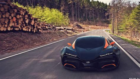 Lada Raven Supercar Concept 2015
