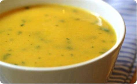soupe douce 224 la carotte et au persil