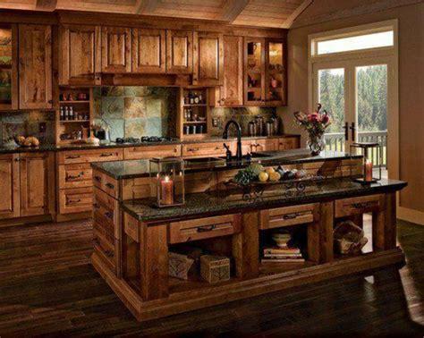15 Ideen Fuer Rustikalen Ziegel Und Holzbodenbrick Floors Kitchen3 by K 252 Chendesigns Ideen F 252 R Ihre Stilvolle K 252 Che