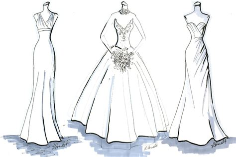 How To Choose The Right Wedding Dress For Your Body Shape