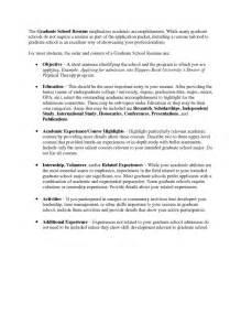 resume for high students applying to college graduate resume sle getessay biz