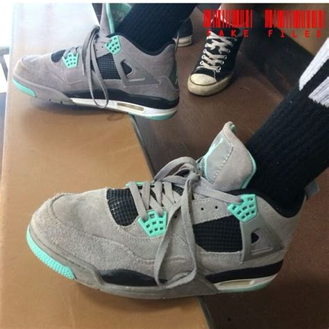 busted  people caught wearing fake air jordan  sole collector
