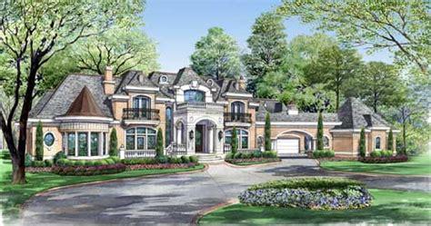7 Bedroom Home Designs : 7 Bedrooms, 7 Bath, 15079 Sq Ft Plan