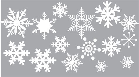 removable snow wall  window decals christmas decal
