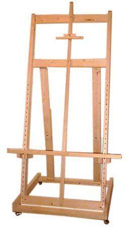 build   easel  easel plans veb dizayn woodworking projects diy easel  art
