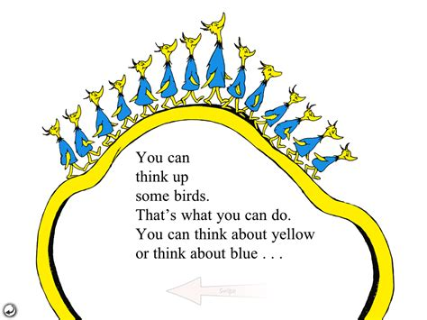 What Do You Think You Can Bring To This Position by Dr Seuss S Oh The Thinks You Can Think Will Bring A