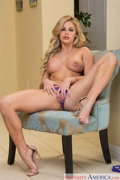 Passionate Blonde Likes Sex From The Back Photos Jessa Rhodes Ryan Driller Milf Fox