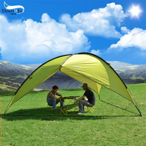 2017 New Large Outdoor Sunshade Canopy Tent Camping Tent