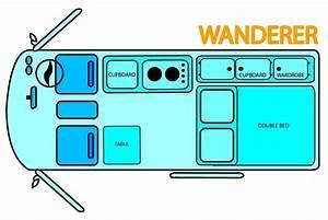 Hyundai Iload Wanderer Layout