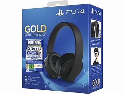 Ps4 Headset Fortnite Wireless Bundle Edition Sony