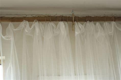 a creative way to hang curtains and more barn photos