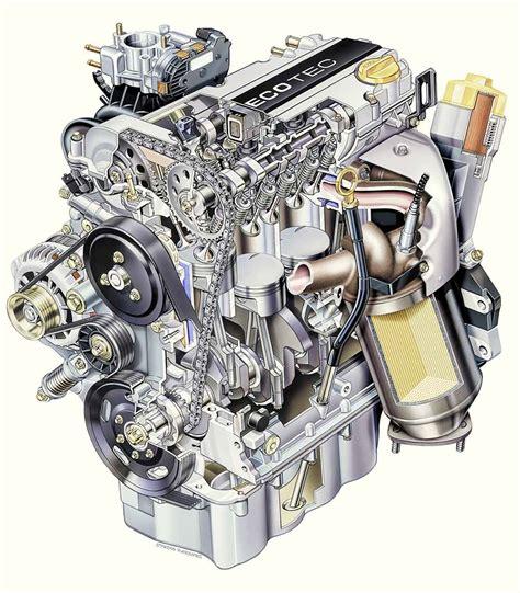 Opel Motors by Mantenimiento De Motores A Gasolina Y Gas