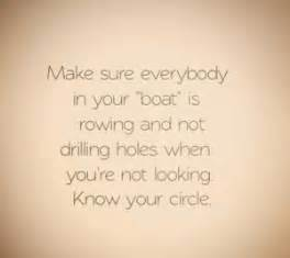 Know Your Circle Quotes. QuotesGram