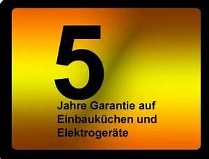 Garantie Auf Elektrogeräte : k che k chen kaufen in damme k chenexperte hannover ~ Watch28wear.com Haus und Dekorationen