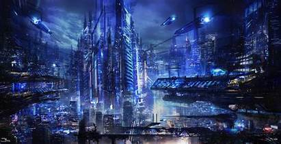 Future Sci Fi Designs Blast Into Futuristic