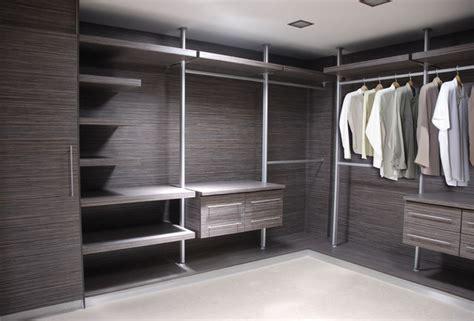 walk in closet and bathroom in same material