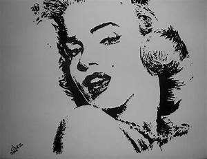 Monroe Painting by Cherise Foster