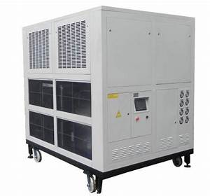 Industrial Air Cooled Chiller Unit For Mould Cooling , 3N ...