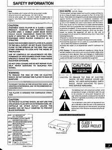 Page 3 Of Panasonic Dvd Player Dvd
