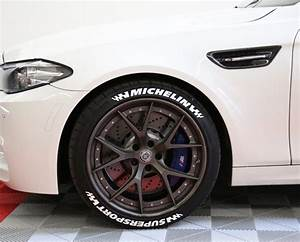 Michelin tire lettering tire letters tire stickers com for How to blackout white letter tires