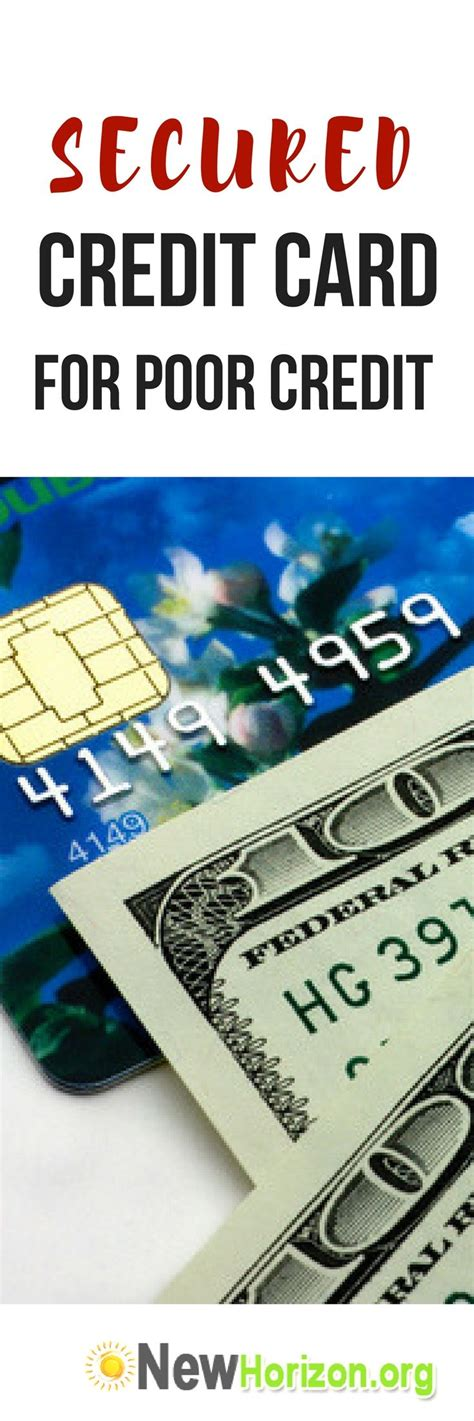 A secured credit card can help establish, strengthen and even rebuild your credit. Secured Credit Cards regardless of bad credit | Small ...