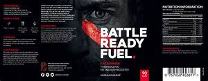 Battle Ready Fuel Fat Burner Review   True Military Grade Supplements