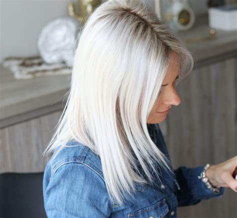 blond polaire meche l entretien de mes cheveux blond polaire chtis