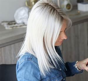 Quelle Couleur Faire Sur Des Meches Blondes : l 39 entretien de mes cheveux blond polaire cindy chtis ~ Melissatoandfro.com Idées de Décoration