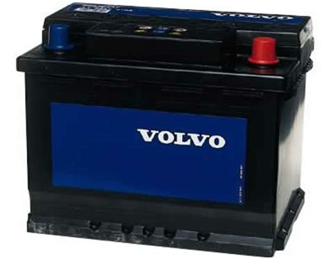 volvo batteries guide amperage  dimensions