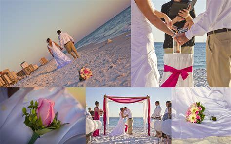 real panama city beach wedding brandy  brandon