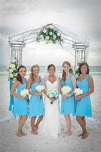 turquoise beach wedding allure bridesmaid dresses www With beach wedding bridesmaid dresses