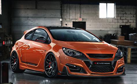 Opel Gtc by Opel Gtc Astra Vxr By Tuninger On Deviantart