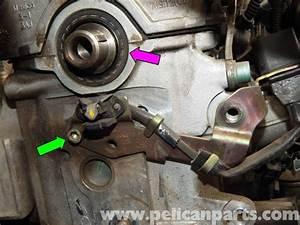 Volkswagen Jetta Mk4 Camshaft Position Sensor Replacement