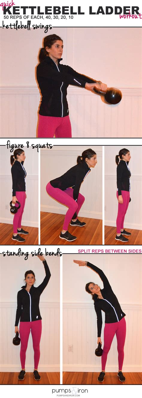 kettlebell ladder quick lorna picks workout exercises jane floor exercise reps pumpsandiron iron