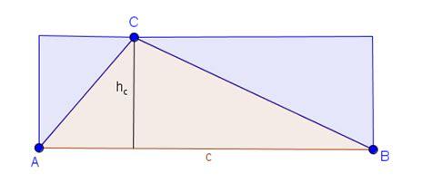 diese formeln brauchst du zum dreieck berechnen