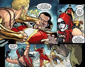 shazam vs hercules (injustice gods among us).. | MARVEL vs ...