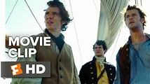In the Heart of the Sea Movie CLIP - We're Heading Into a ...