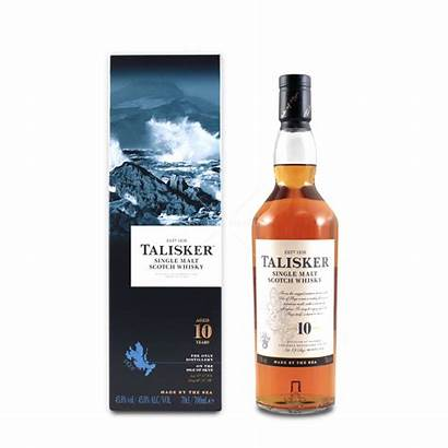 Malt Scotch Whisky Single Talisker Yo Whiskey