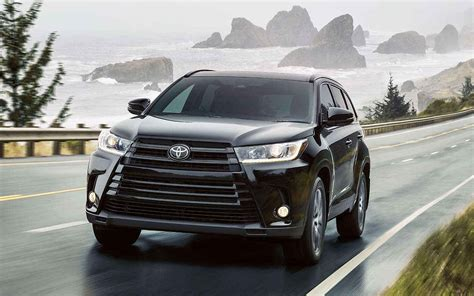 2019 Toyota Highlander Redesign And Release Date 2019