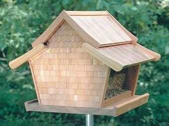 woodwork  bird feeder plans wood  plans