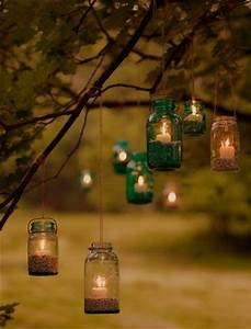 Jam Jar Garden Lights Fairy Lights Exterior Accessory Crafts Pinterest