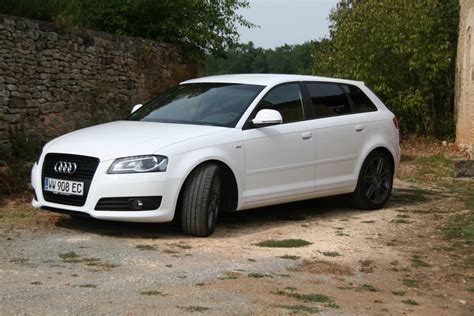 Audi A3 2009 by 2009 Audi A3 Sportback 8p Pictures Information And
