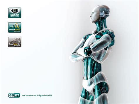 eset nod  robot hd wallpapers hq wallpapers