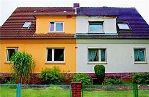 Fassadenfarbe Für Eternitplatten : qual der wahl fassadenfarbe gut berlegen wohnen ~ Lizthompson.info Haus und Dekorationen