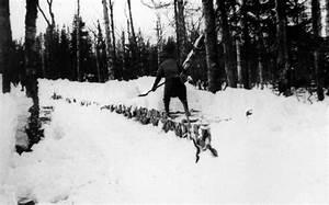 Une Corde De Bois : un b cheron enl ve la neige sur une corde de bois ~ Melissatoandfro.com Idées de Décoration